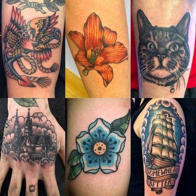 mix tattoo