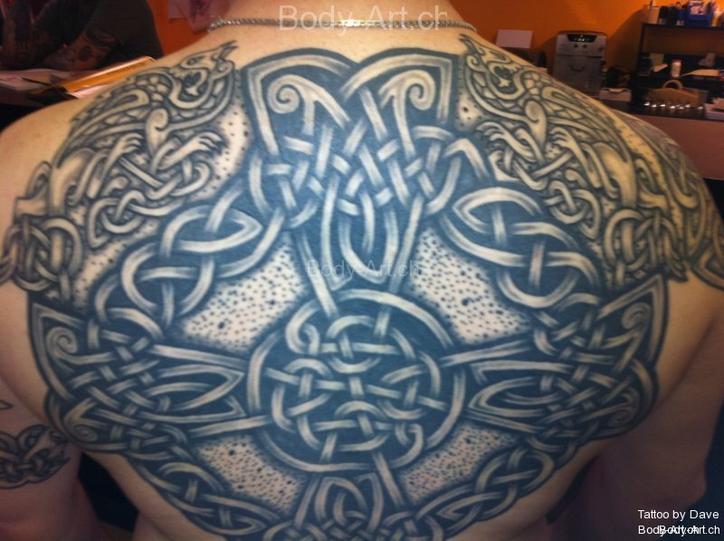 Celtic Knotwork Tattoo