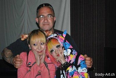 GBH Tour- Japan 2010