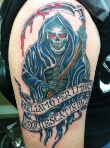 grim riper tattoo