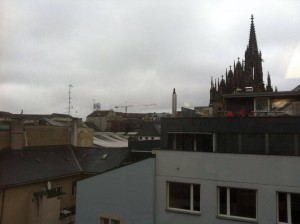Basel Elizabethen Kirche