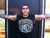 Mike Gallo - Agnostic Front - NYHC band from NYC