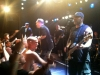 Dave w/ Agnostic Front 2010