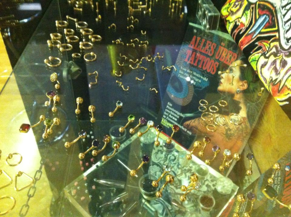 10% Rabatt 10% Discount Gold Piercing Schmuck Jewelry